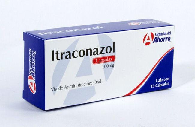 Itraconazol crema para que sirve